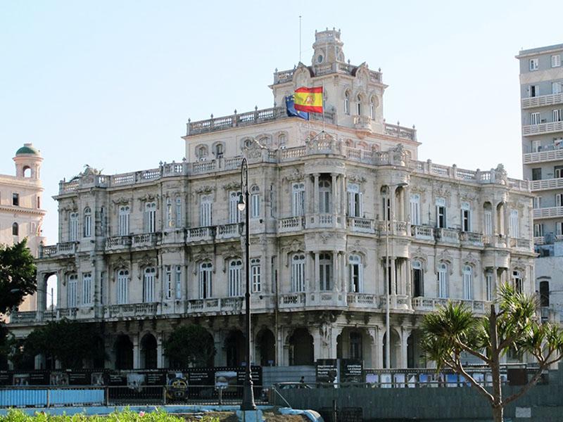 Embajada de espa a en la habana kalam - Embaja de espana ...