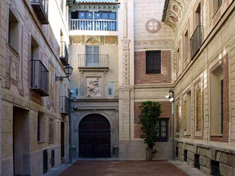 Museo De Santa Cruz.Santa Cruz Museum Toledo Spain Kalam